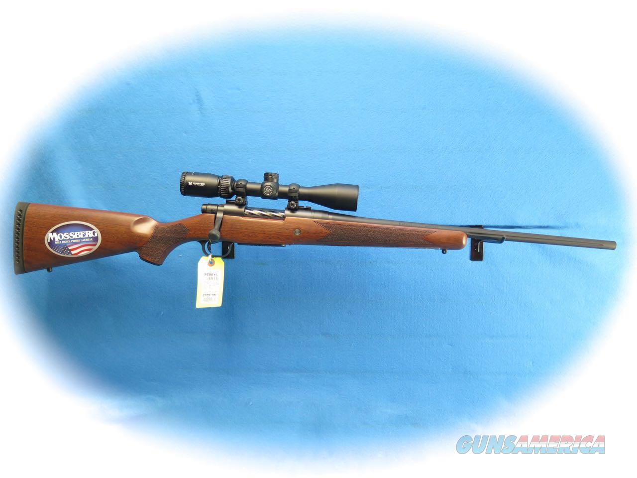 Mossberg Patriot Bolt Action Rifle/Scope Pkg .243 Win Model 27939 **New**  Guns > Rifles > Mossberg Rifles > Other Bolt Action