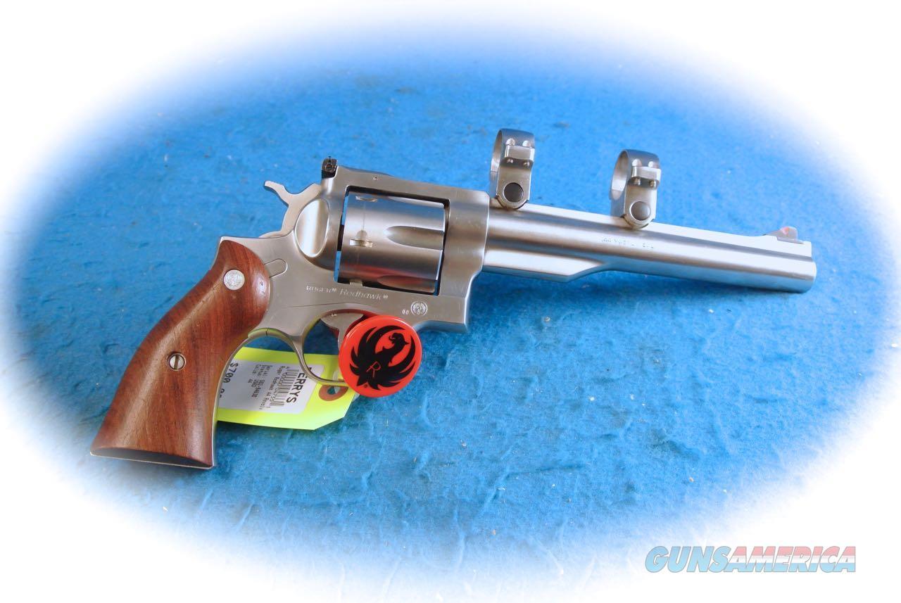 Ruger RedHawk .44 Magnum SS DA Revolver **Used... for sale