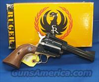 "Ruger Blackhawk ""Brass Frame""  Guns > Pistols > Ruger Single Action Revolvers > Blackhawk Type"