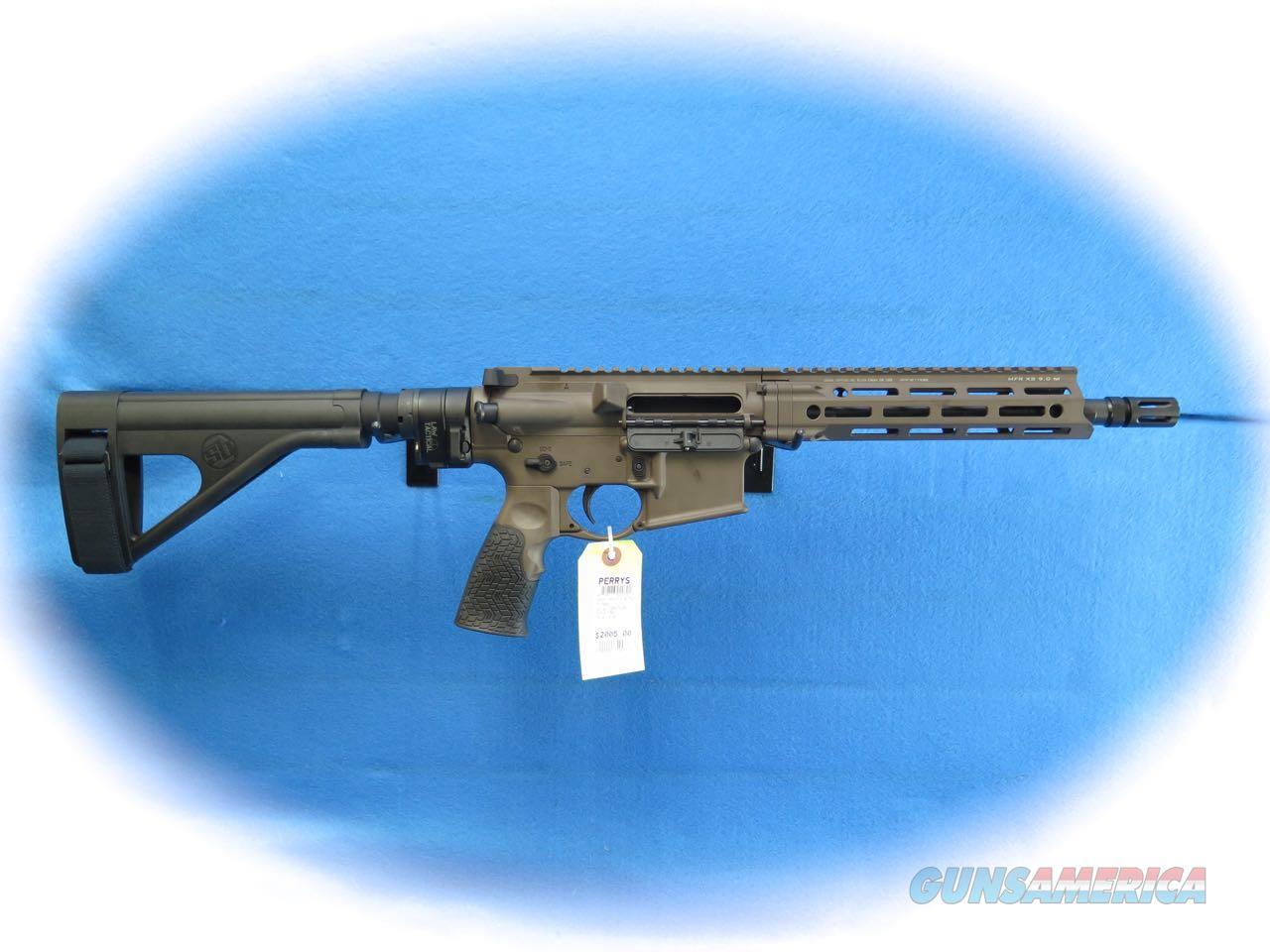 Daniel Defense DDM4 V7 P 5.56mm Pistol SKU 02-128-19050 **New**  Guns > Rifles > Daniel Defense > Complete Rifles