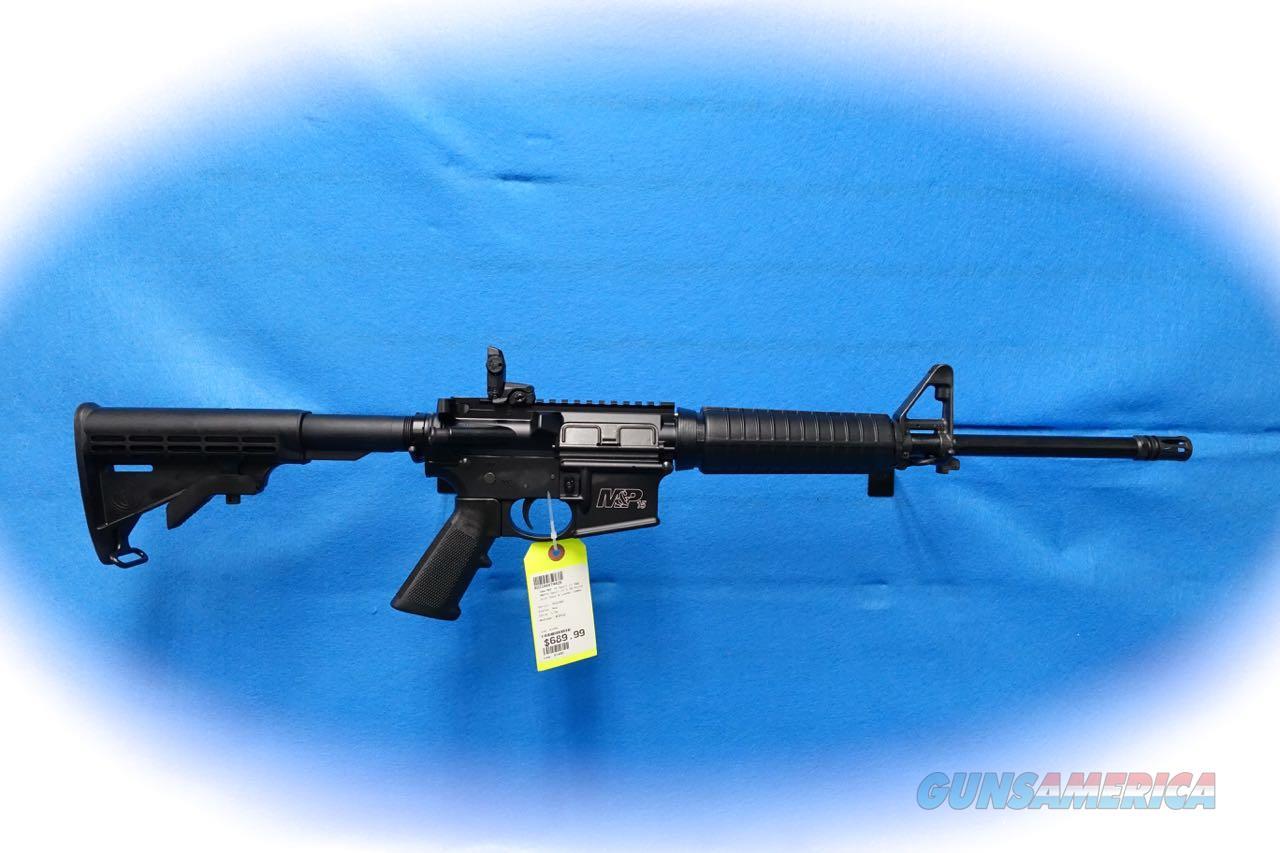Smith & Wesson M&P15 Sport II Rifle 5.56MM W/Promo Kit SKU 12095 **New**  Guns > Rifles > Smith & Wesson Rifles > M&P