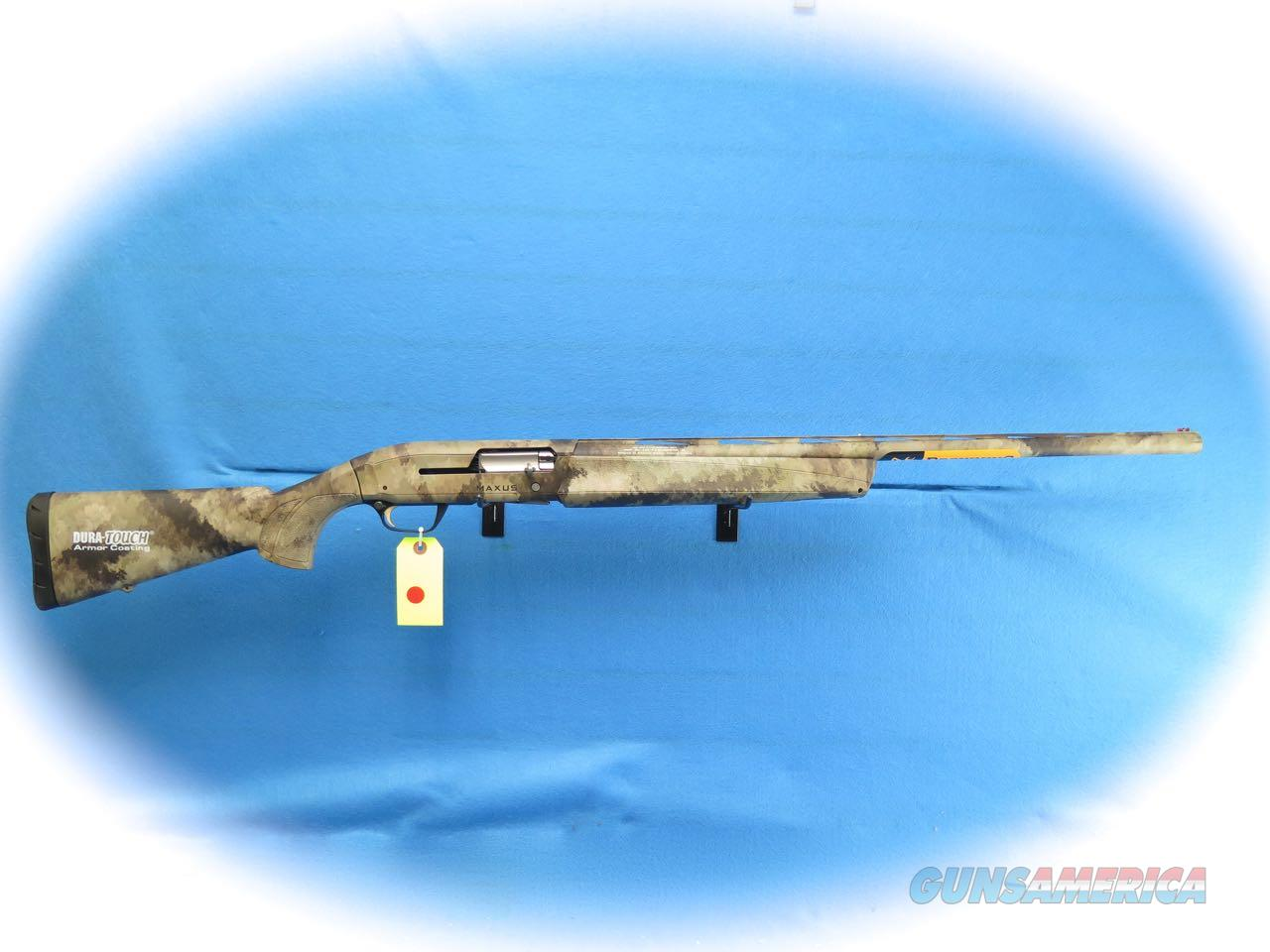 Browning Maxus 12 Ga. Semi Auto Shotgun ATACS-AU Camo Model  011669204 **New**  Guns > Shotguns > Browning Shotguns > Autoloaders > Hunting