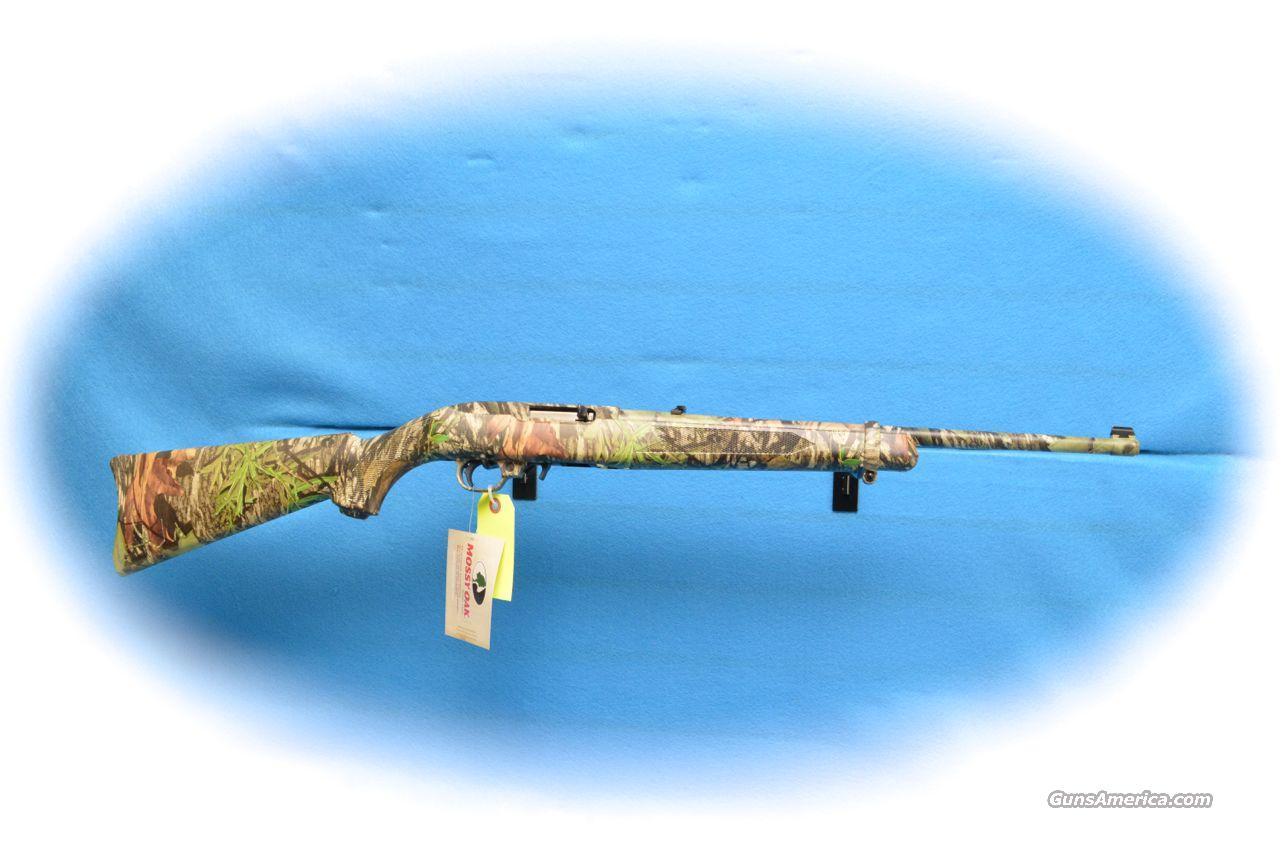Ruger 10/22 .22LR Rifle Mossy Oak Obsession Camo Finish **New**  Guns > Rifles > Ruger Rifles > 10-22