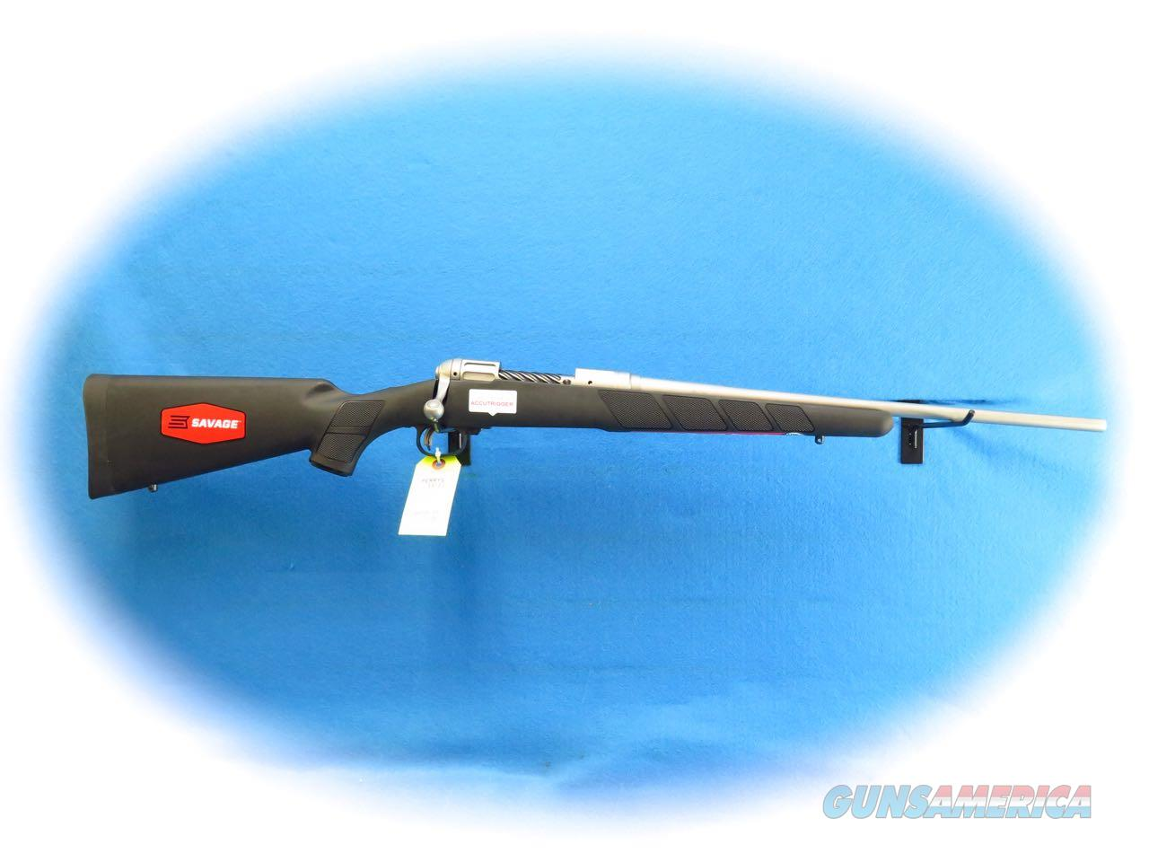 Savage Model 16LWH Bolt Action SS Rifle .308 Win Cal. **New**  Guns > Rifles > Savage Rifles > 16/116