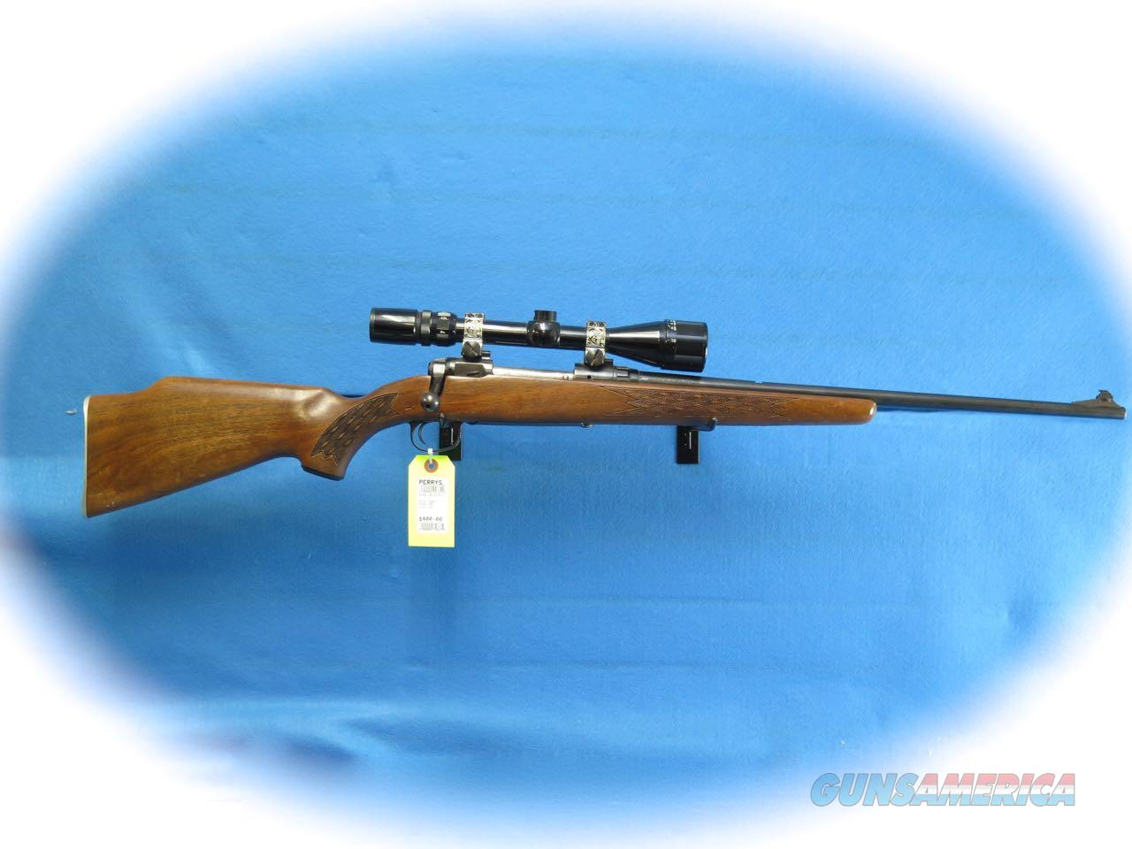 Savage Mode 110-D Bolt Action Rifle .243 Win Cal W/Scope **Used**  Guns > Rifles > Savage Rifles > 10/110