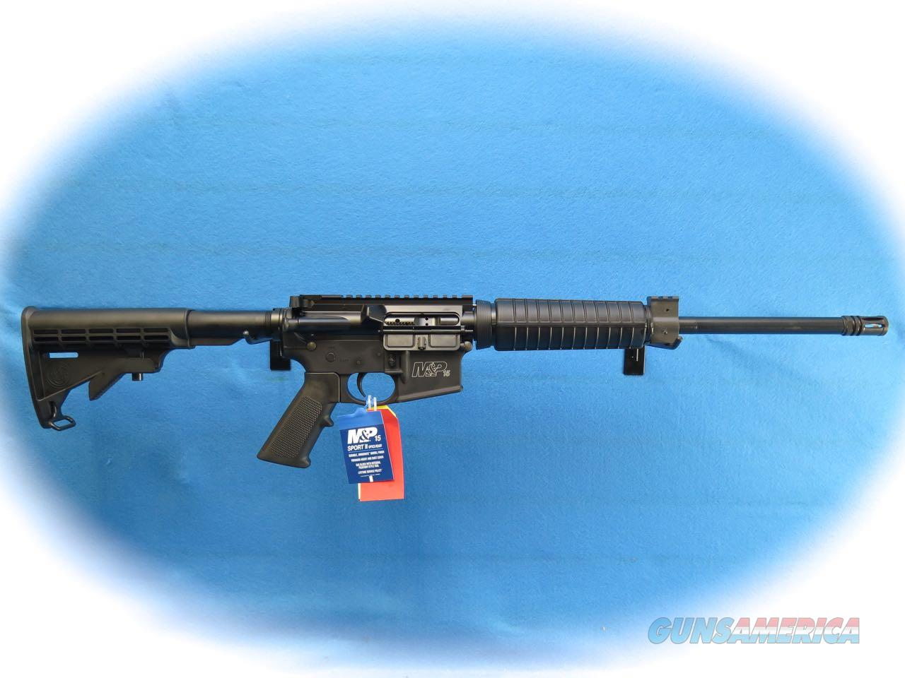 "Smith & Wesson M&P15 Sport II Optics Ready 5.56MM Semi Auto Rifle **New** ""On Sale""  Guns > Rifles > Smith & Wesson Rifles > M&P"