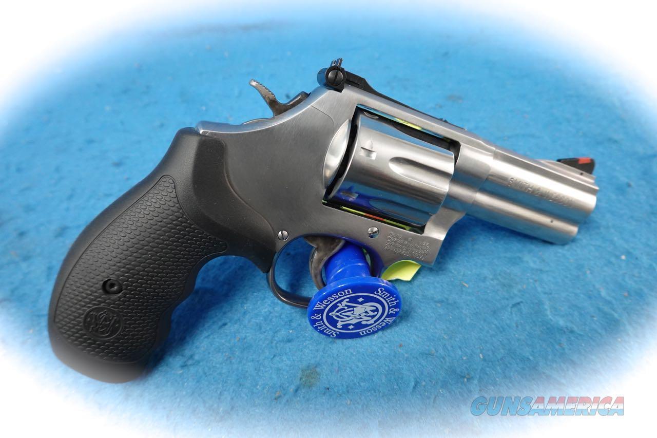 Smith & Wesson Model 686 Plus SS .357 Mag Revolver **New**  Guns > Pistols > Smith & Wesson Revolvers > Med. Frame ( K/L )