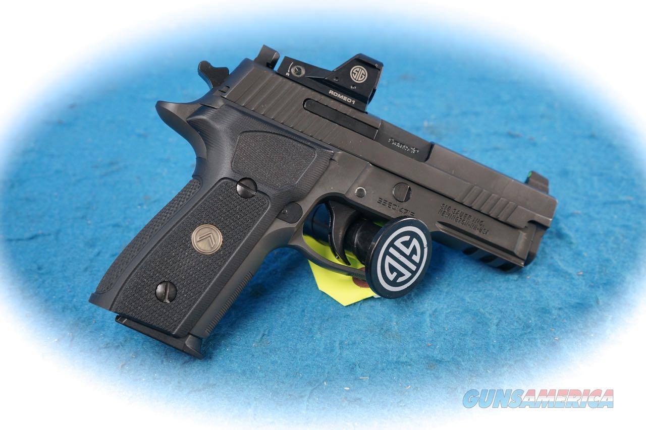 Sig Sauer P229 Legion RX 9mm Semi Auto Pistol **New**  Guns > Pistols > Sig - Sauer/Sigarms Pistols > P229