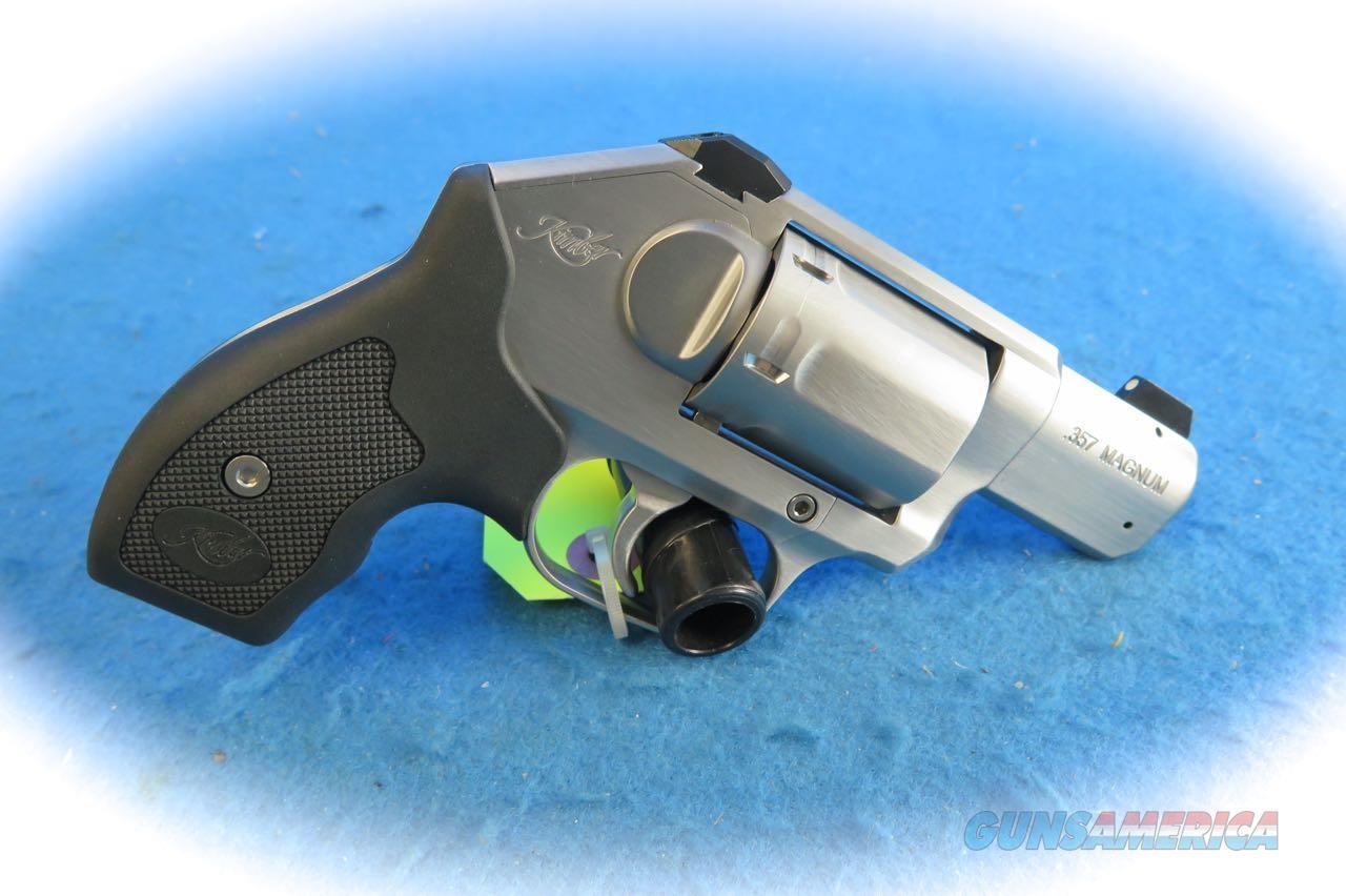 Kimber K6S SS .357 Mag Revolver Model  3400010 **New**  Guns > Pistols > Kimber of America Pistols > Revolvers
