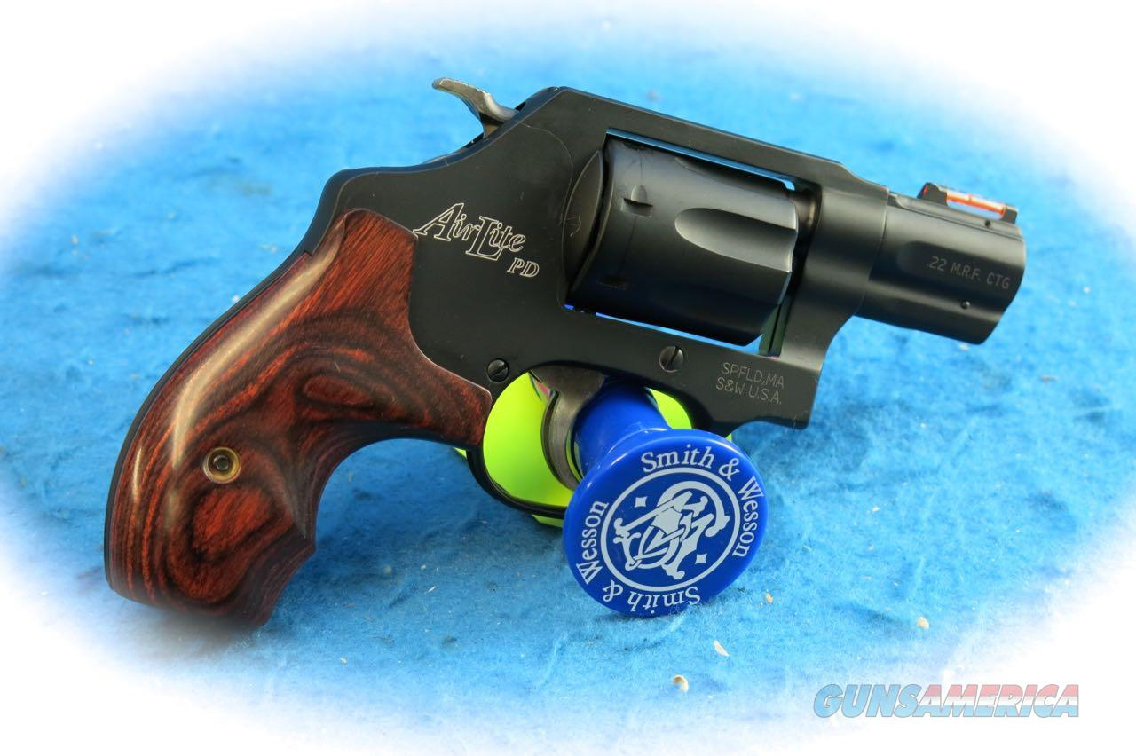 Smith & Wesson Model 351PD .22 Mag Revolver **New**  Guns > Pistols > Smith & Wesson Revolvers > Pocket Pistols