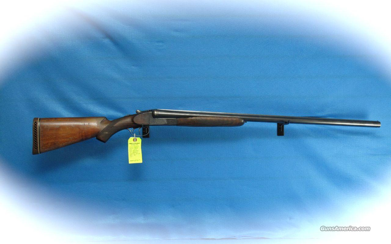 AYA Matador 10 Gauge Double Barrel SXS shotgun **Used**  Guns > Shotguns > AYA Shotguns