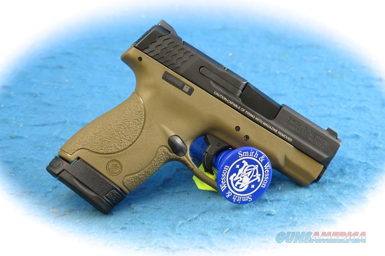Smith & Wesson M&P9 Shield  FDE Finish 9mm Pistol Model 10303 **New**  Guns > Pistols > Smith & Wesson Pistols - Autos > Shield