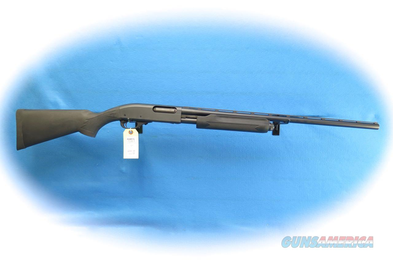 Remington Model 870 20 Ga. Black Synthetic Pump Shotgun **Used**  Guns > Shotguns > Remington Shotguns  > Pump > Hunting