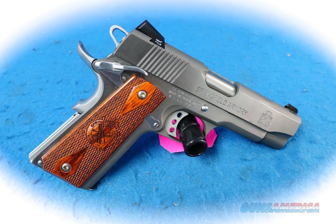 Springfield Armory 1911 Champion SS .45 ACP Pistol **Used**  Guns > Pistols > Springfield Armory Pistols > 1911 Type