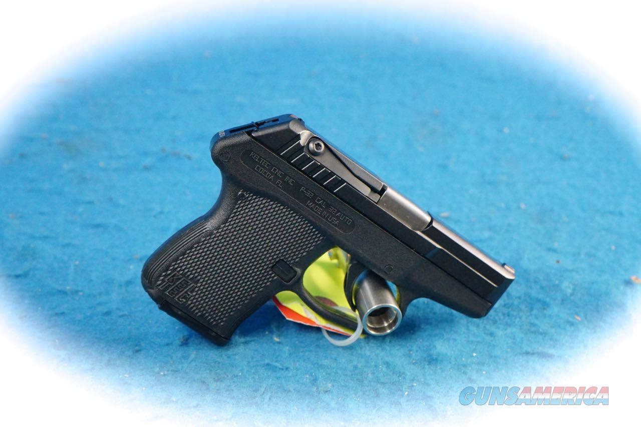 "Kel-Tec P-32 Semi-Auto Pistol .32ACP Cal **New** ""On Sale""  Guns > Pistols > Kel-Tec Pistols > Pocket Pistol Type"