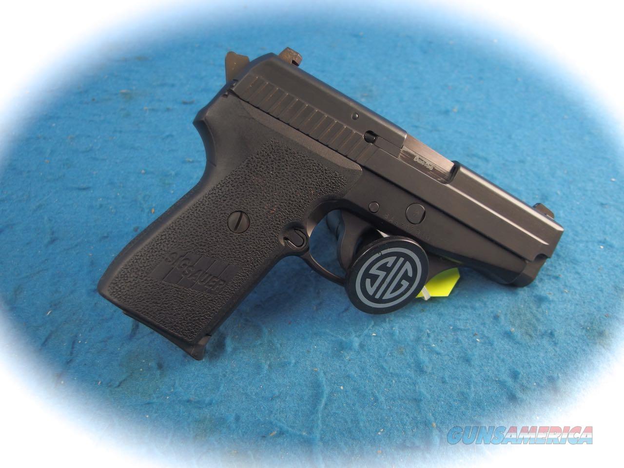 Sig Sauer P239 9mm Semi Auto Pistol **Used**  Guns > Pistols > Sig - Sauer/Sigarms Pistols > P239