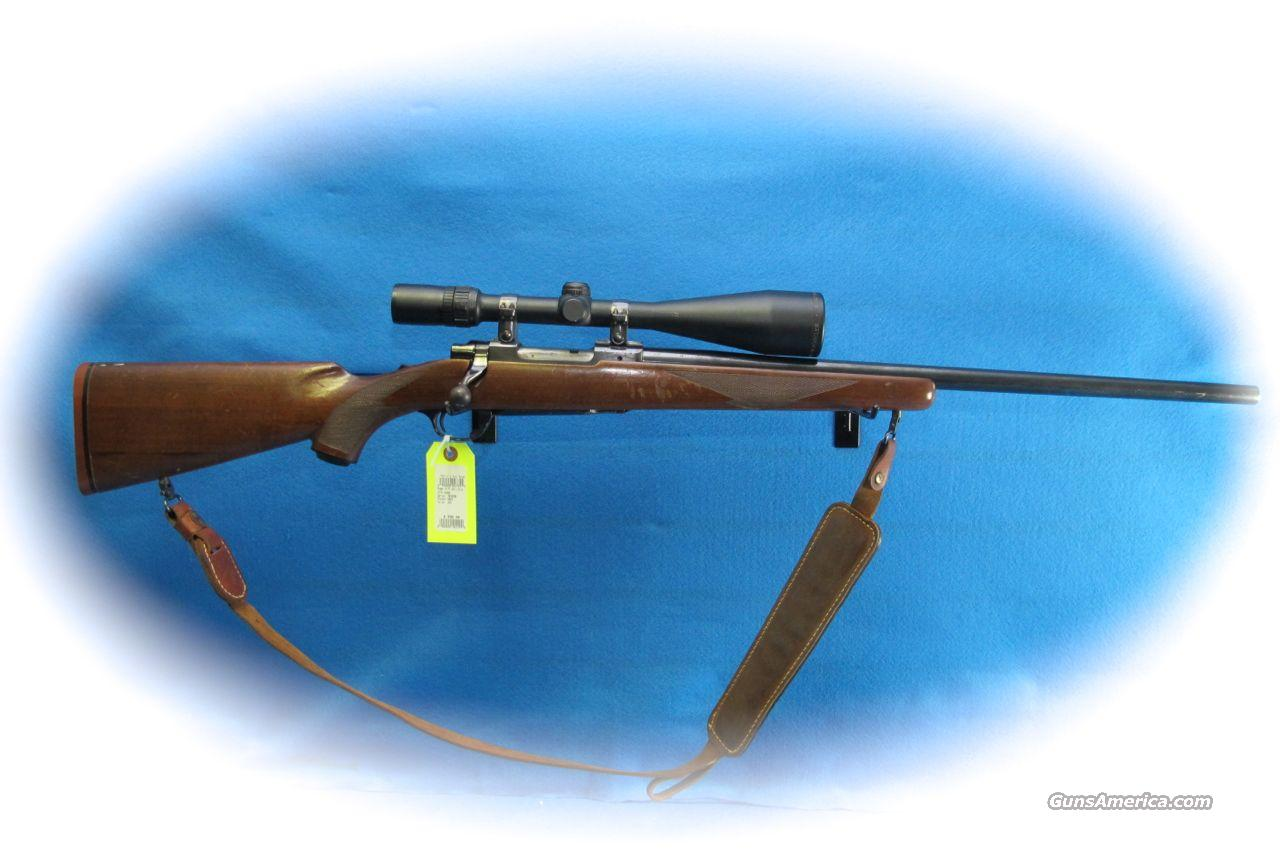 "Ruger M-77 Bolt Action .243 Win Rifle ""Tang Safety"" w/ Scope **Used**  Guns > Rifles > Ruger Rifles > Model 77"