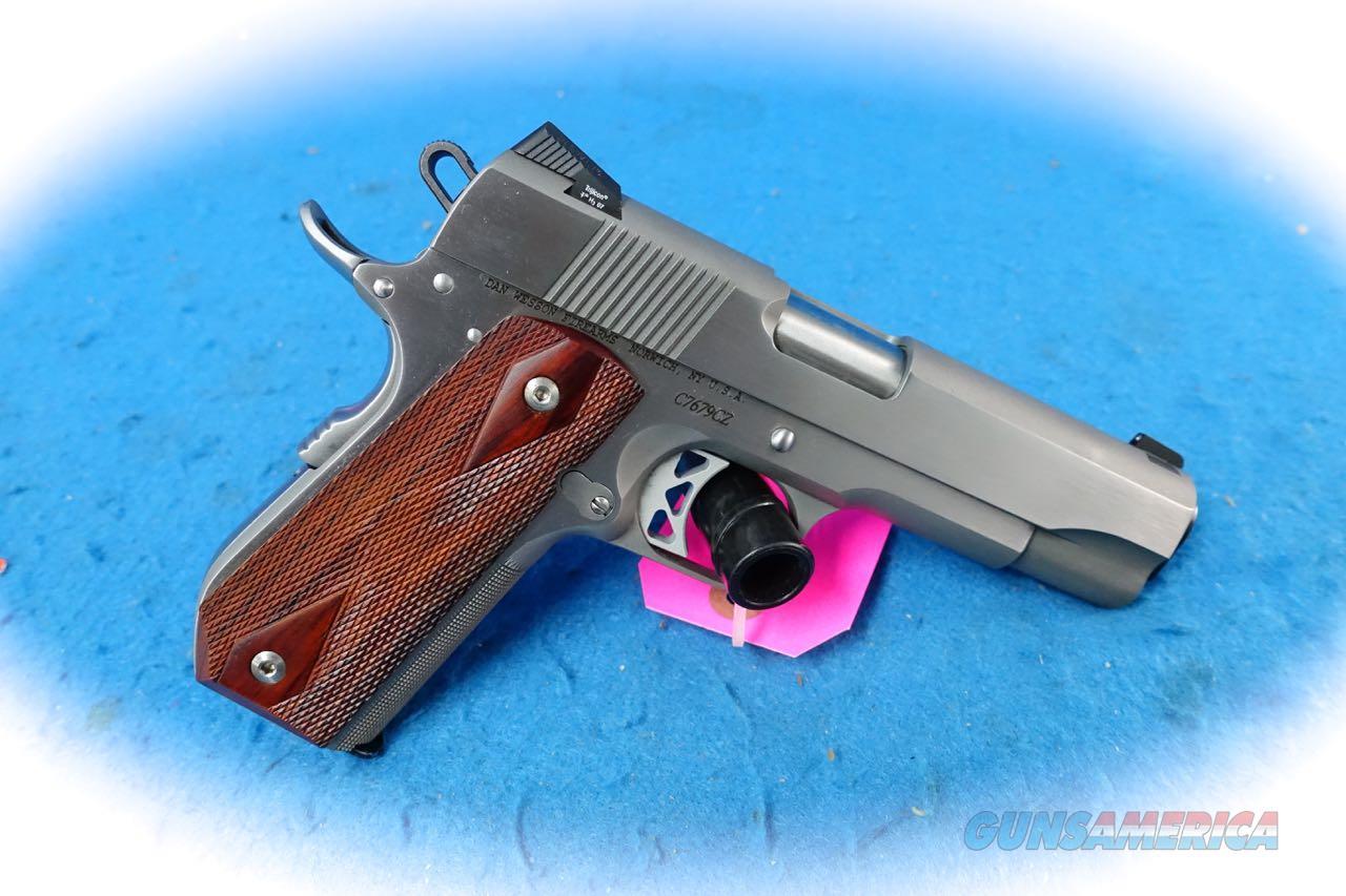 Dan Wesson 1911 Commander Classic BobTail .45 ACP Pistol **Used**  Guns > Pistols > Dan Wesson Pistols/Revolvers > 1911 Style