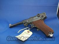German Luger P08,  DWM 1920 Model  Guns > Pistols > Luger Pistols