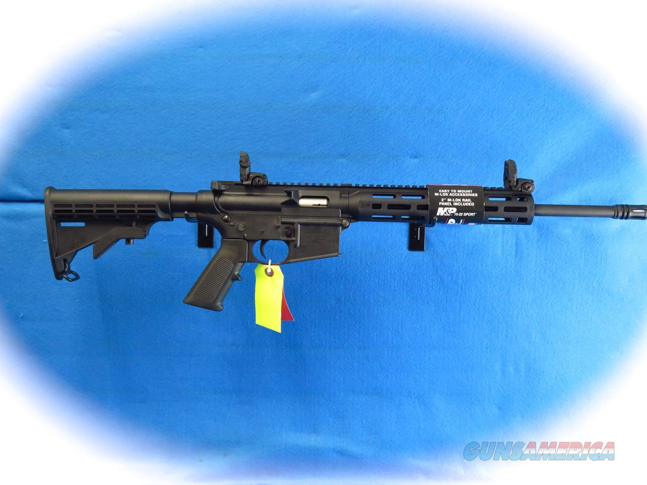 Smith & Wesson M&P 15-22 Sport .22 LR Rifle SKU 10208 **New**  Guns > Rifles > Smith & Wesson Rifles > M&P