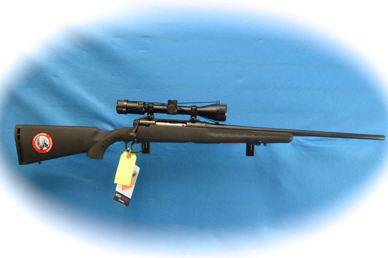 Savage Axis II XP  Bolt Action Rifle/Scope Pkg  .308 Cal. **New**  Guns > Rifles > Savage Rifles > Axis