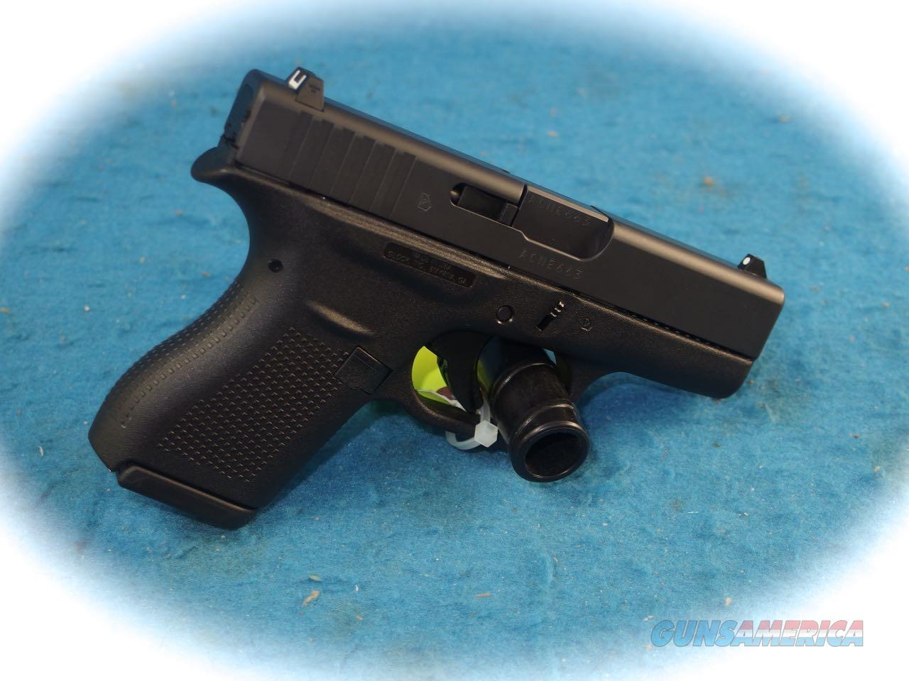Glock Model 42 .380 ACP Pistol **New**  Guns > Pistols > Glock Pistols > 42