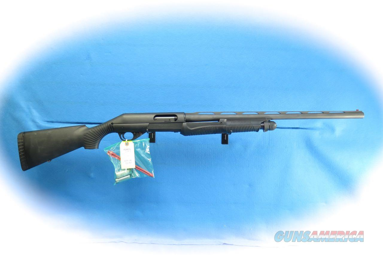 Benelli Nova 12 Ga. Pump Shotgun Black Synthetic **Used**  Guns > Shotguns > Benelli Shotguns > Sporting