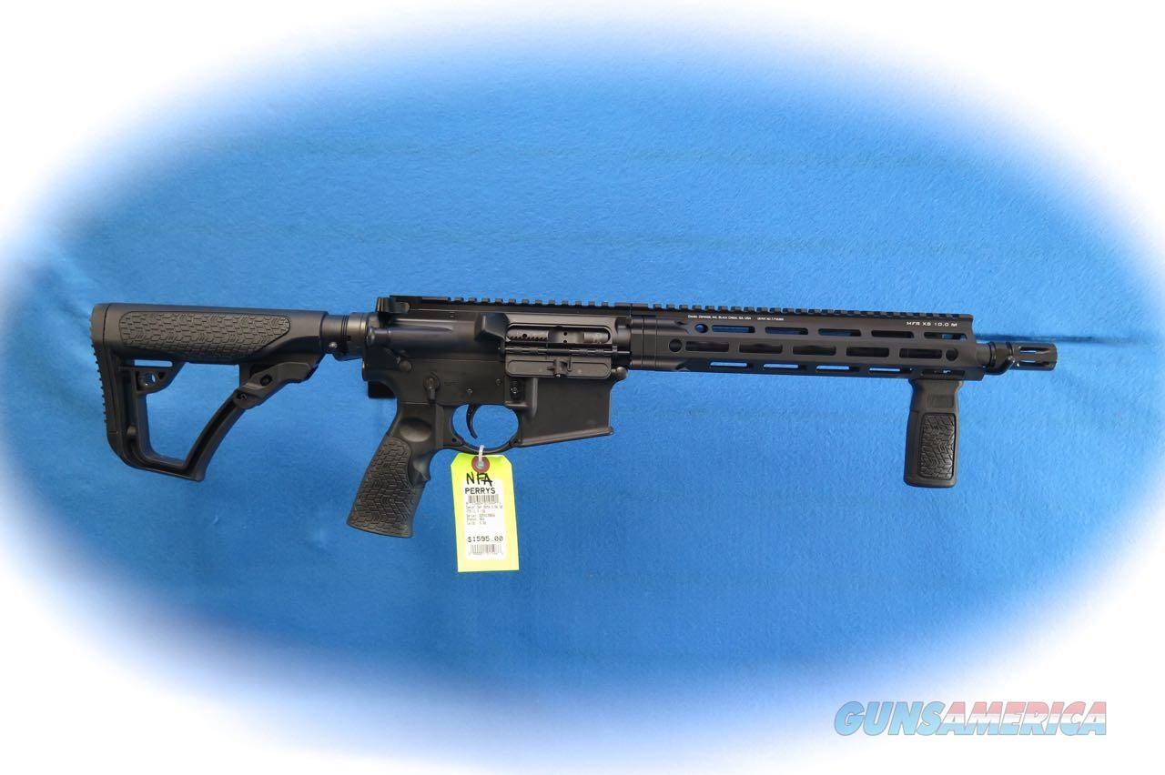 Daniel Defense DDM4 V7S 5.56MM Semi Auto Short Barrel Rifle NFA Firearm **New**  Guns > Rifles > Daniel Defense > Complete Rifles