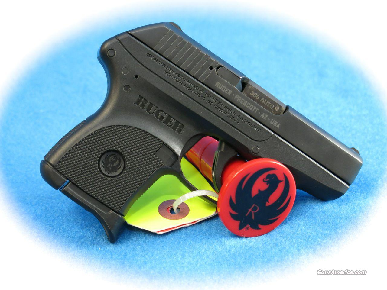 Ruger LCP #3701 .380 ACP Semi Auto Pistol **New** ON SALE  Guns > Pistols > Ruger Semi-Auto Pistols > LCP