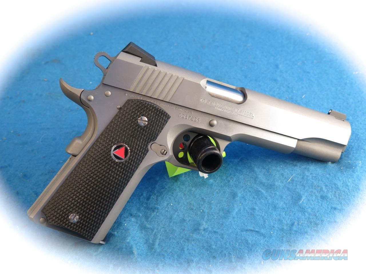 Colt 1911 Delta Elite 10MM SS Pistol Model O2020XE **New**  Guns > Pistols > Colt Automatic Pistols (1911 & Var)