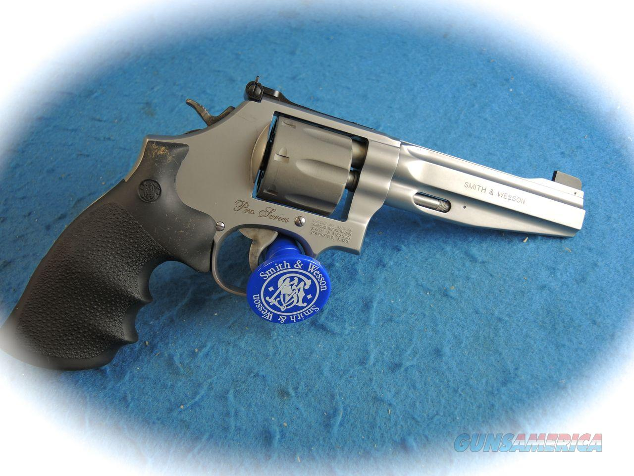 Smith & Wesson Model 986 9mm Pro Series Revolver **New**  Guns > Pistols > Smith & Wesson Revolvers > Full Frame Revolver