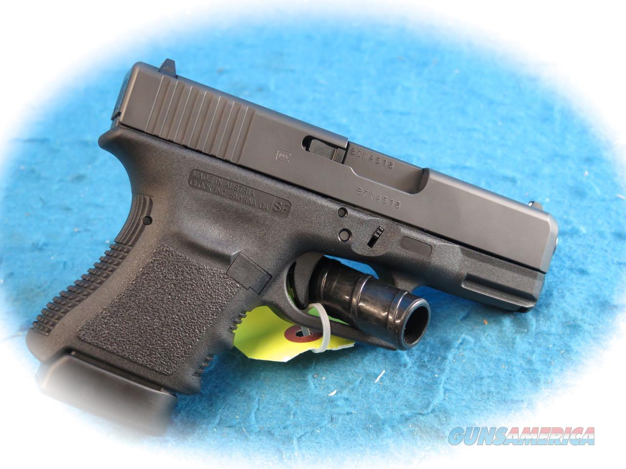 Glock Model 29 SF 10MM Semi Auto Pistol **New**  Guns > Pistols > Glock Pistols > 29/30/36