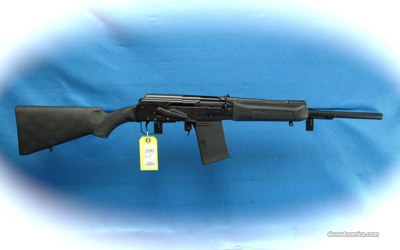 saiga 20 ga semi auto shotgun used for sale. Black Bedroom Furniture Sets. Home Design Ideas