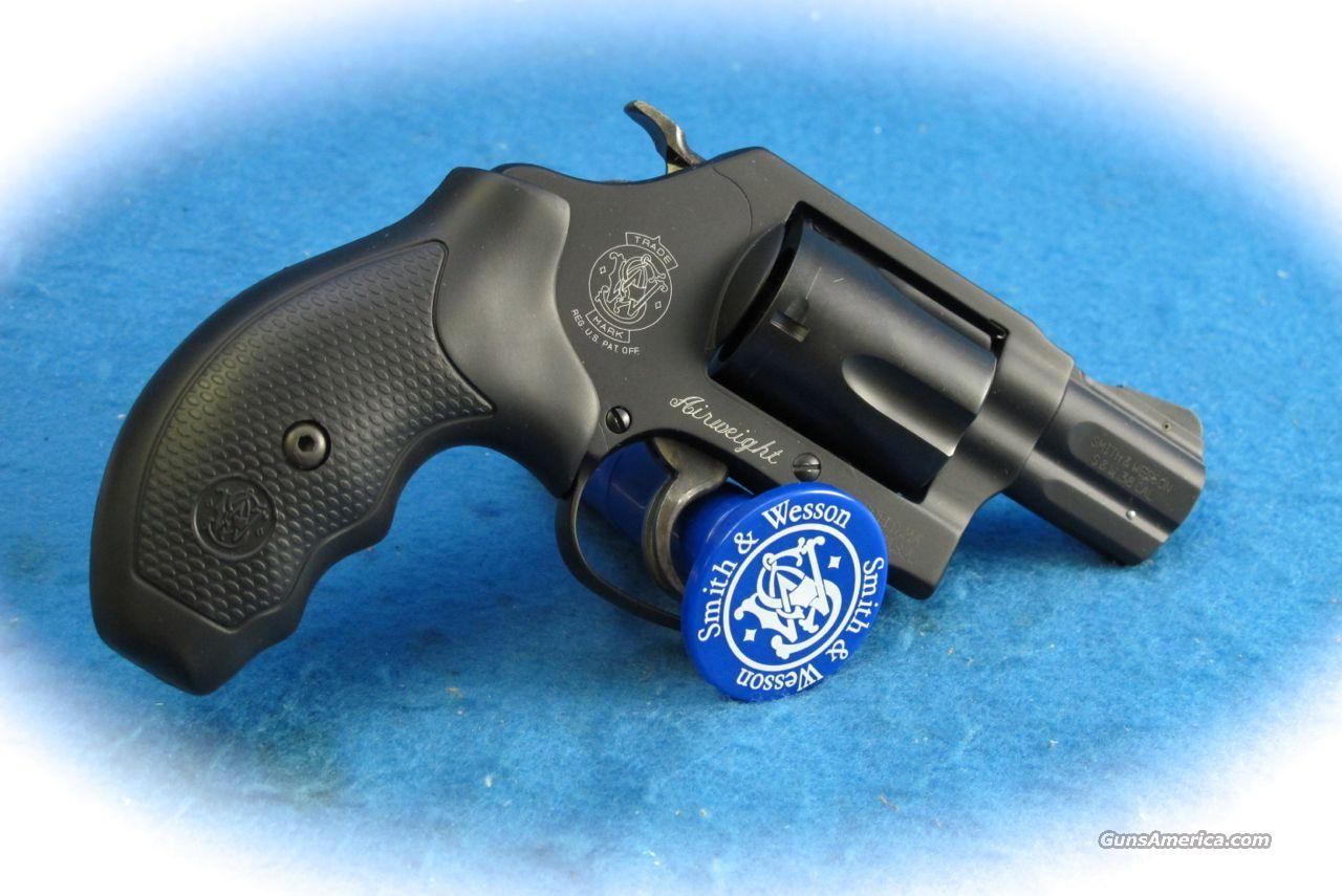 Smith & Wesson Model 360 .38 Spl Airweight Revolver **New**  Guns > Pistols > Smith & Wesson Revolvers > Pocket Pistols