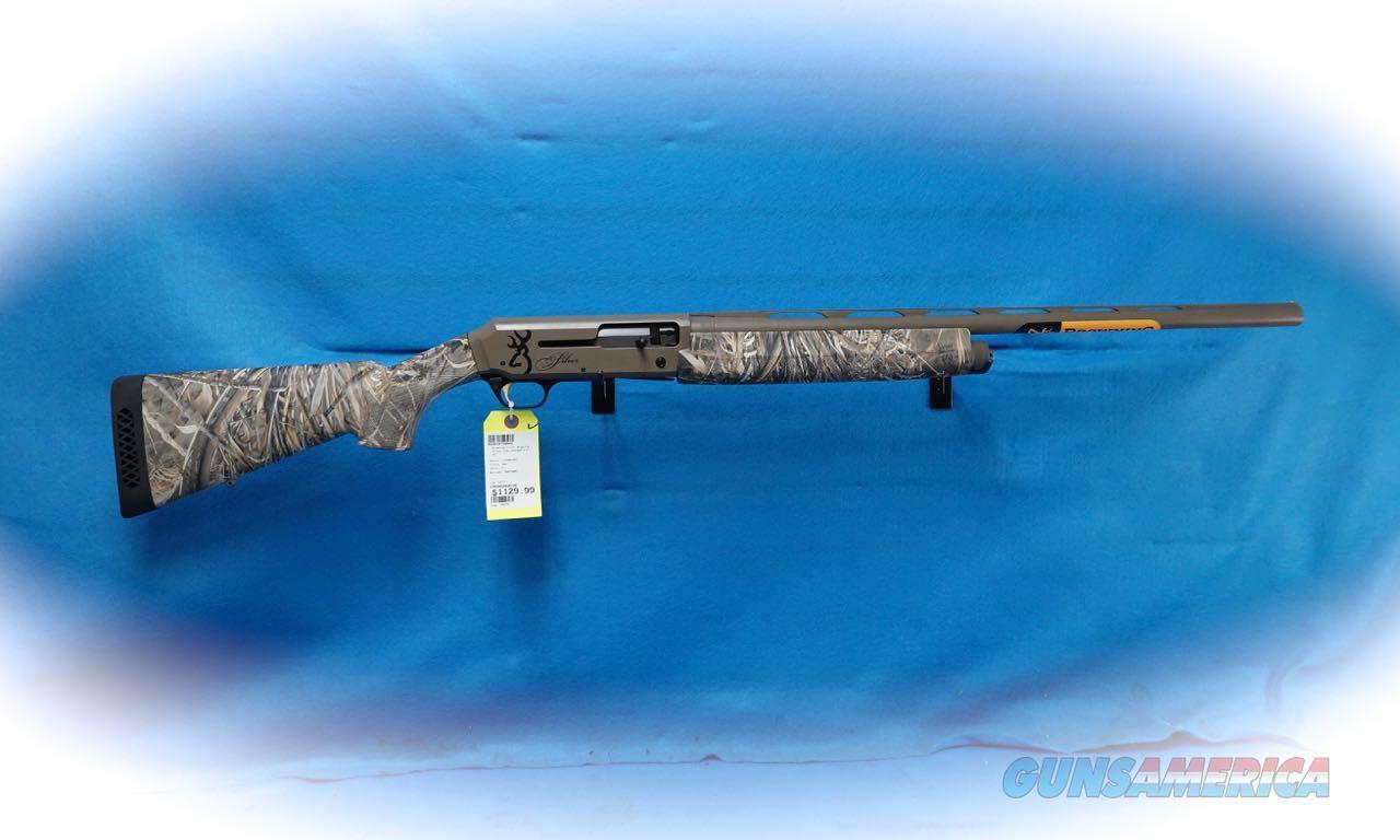 Browning Silver Field 12 Ga. Semi Auto Shotgun FDE **New**  Guns > Shotguns > Browning Shotguns > Autoloaders > Hunting
