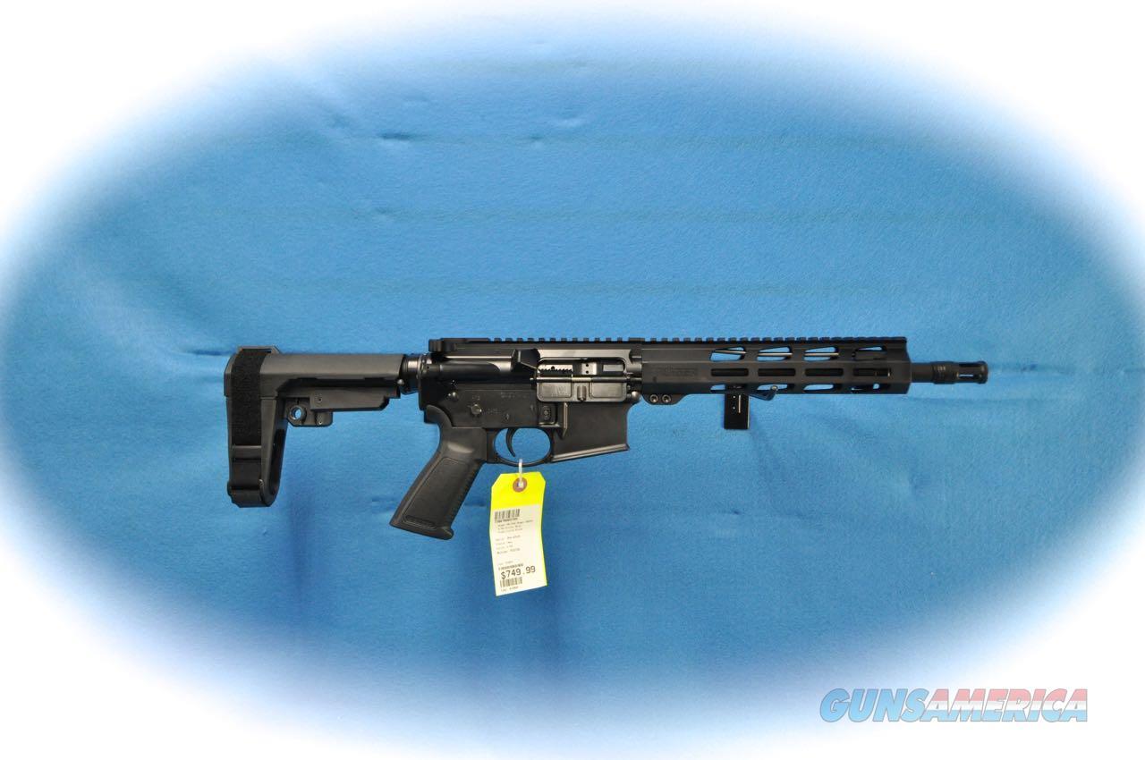 Ruger AR-556 Pistol Model 8570 5.56mm Cal W/ Brace **New**  Guns > Rifles > Ruger Rifles > AR Series