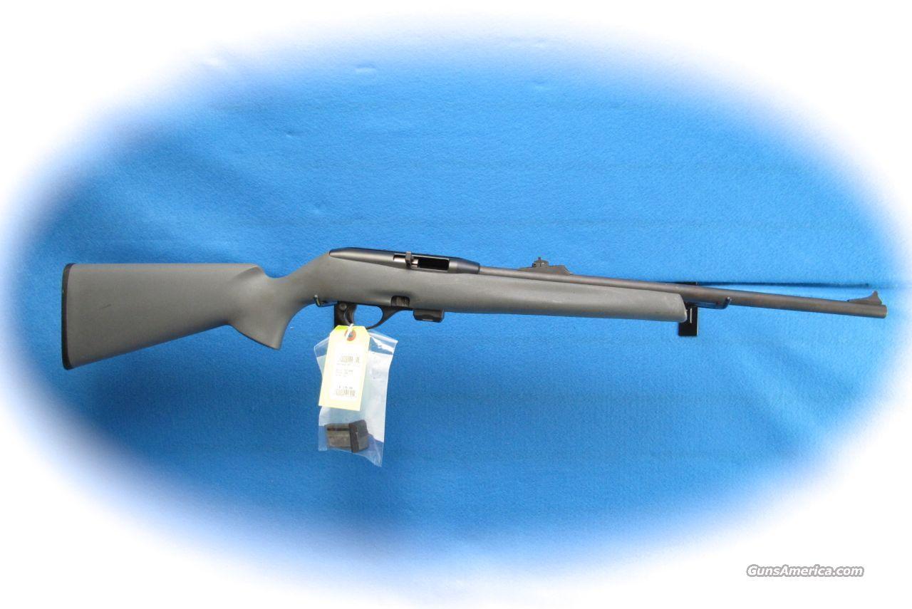 how to clean a remington semi auto rifle