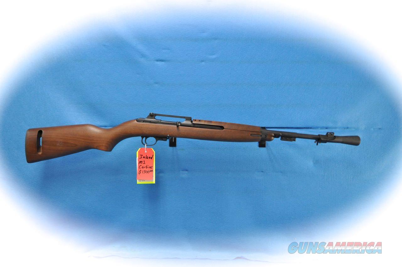 Inland Mfg. Model M-1 T-30 Carbine  **New**  Guns > Rifles > Inland Manufacturing Rifles
