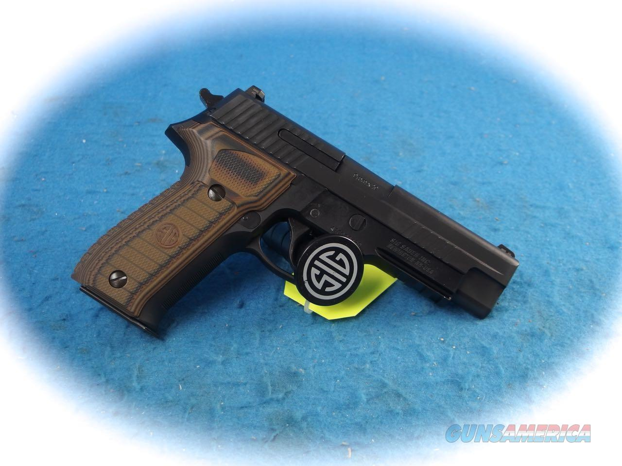 Sig Sauer P226 Select 9mm Semi Auto Pistol **New**  Guns > Pistols > Sig - Sauer/Sigarms Pistols > P226