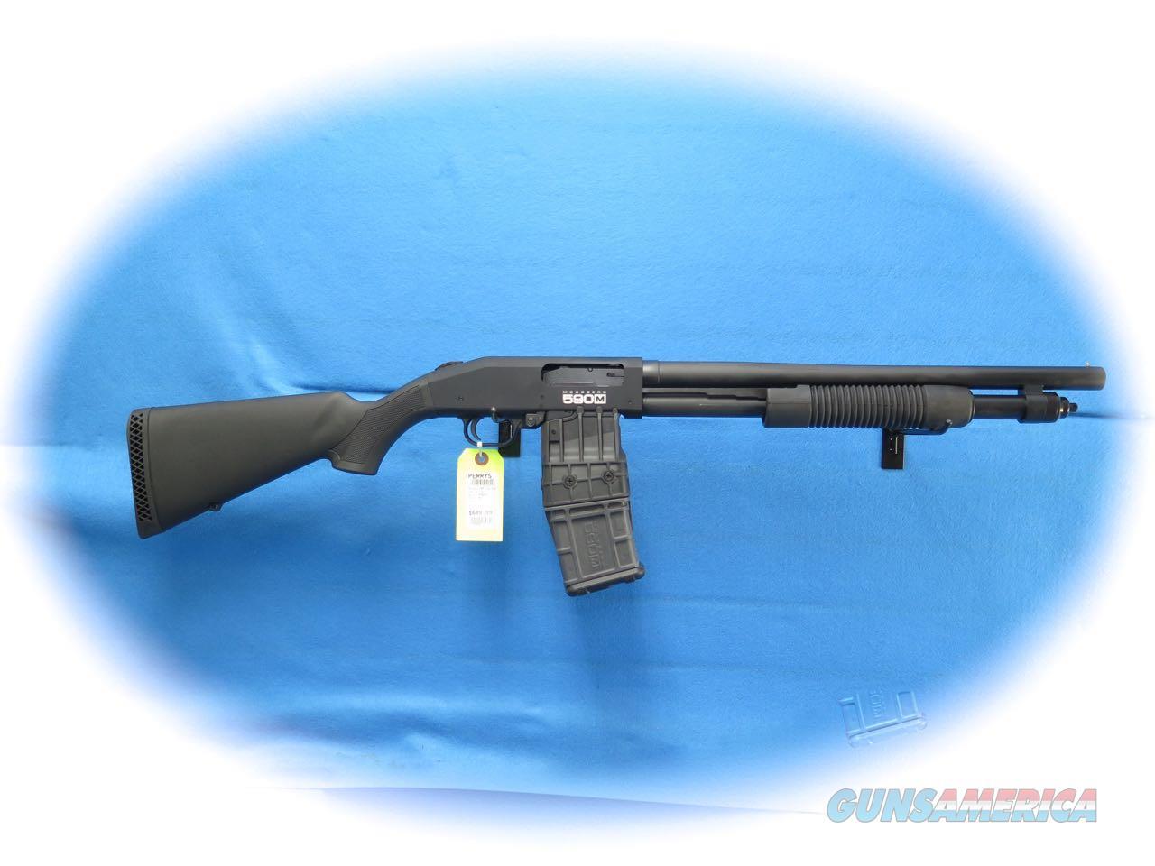 Mossberg 590M 12 Ga Pump Shotgun Mag Fed **New**  Guns > Shotguns > Mossberg Shotguns > Pump > Tactical