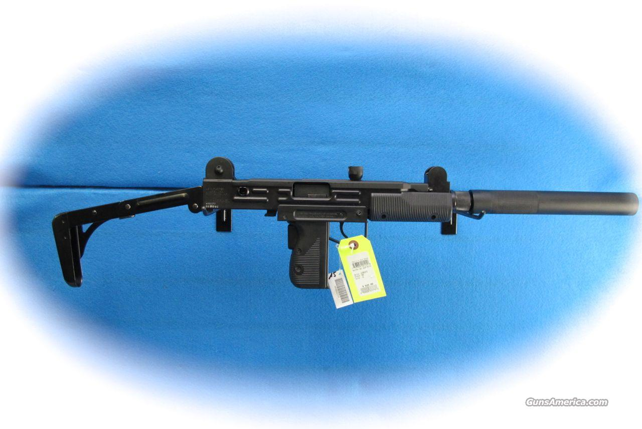Walther UZI Rifle 20 Rd Capacity .22LR **New**  Guns > Rifles > Walther Rifles
