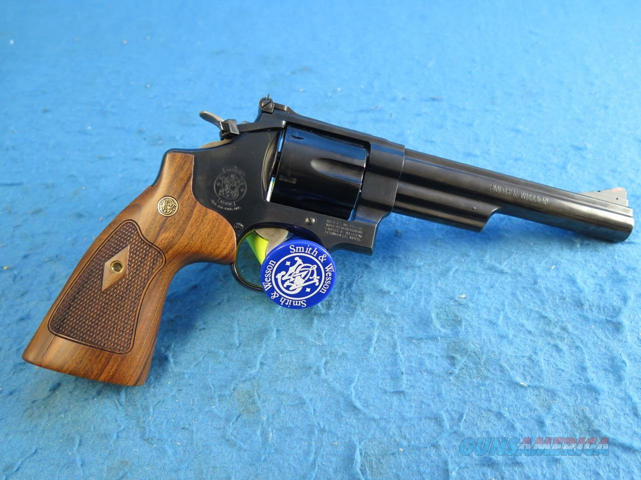 "Smith & Wesson Model 29 Classics 6.5 "" Blue .44 Magnum Revolver  SKU 150145 **New**  Guns > Pistols > Smith & Wesson Revolvers > Full Frame Revolver"
