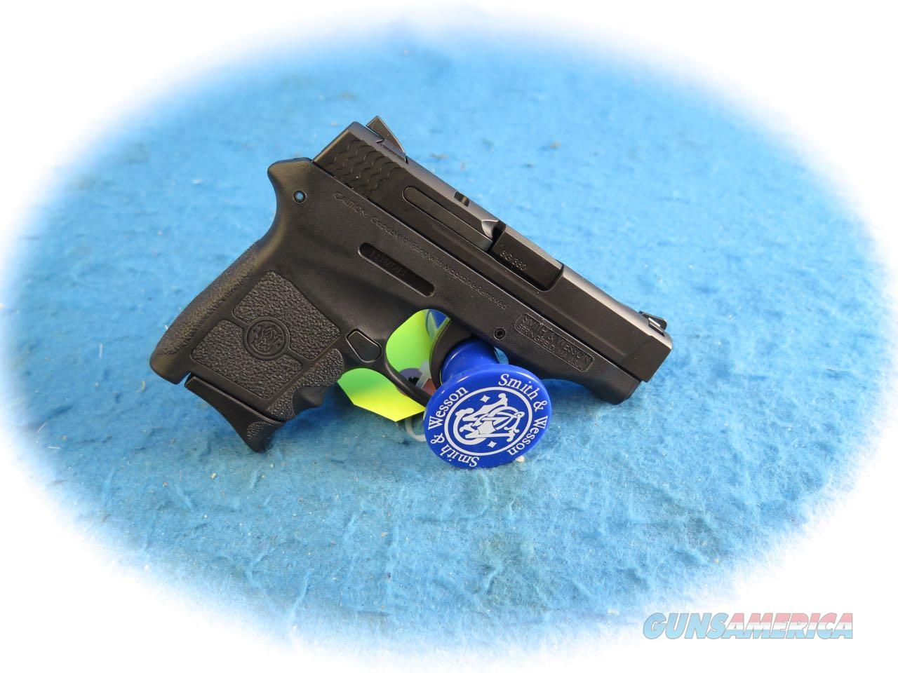 Smith & Wesson M&P Bodyguard 380 Pistol No Laser W/TS **As New**  Guns > Pistols > Smith & Wesson Pistols - Autos > Polymer Frame