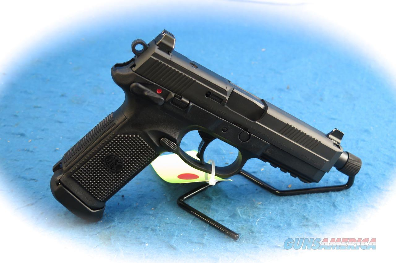 FN FNX-45 Tactical .45 ACP Pistol Model 66966 **New**  Guns > Pistols > FNH - Fabrique Nationale (FN) Pistols > FNX