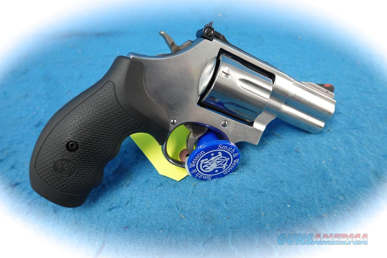 Smith & Wesson Model 686 Plus SS .357 Mag Revolver **New**  Guns > Pistols > Smith & Wesson Revolvers > Med. Frame ( K/L )