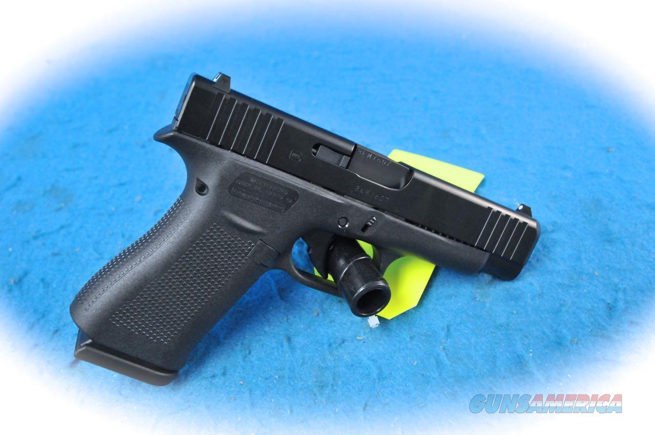 Glock Model 48 (Black) 9mm Pistol **New**  Guns > Pistols > Glock Pistols > 48
