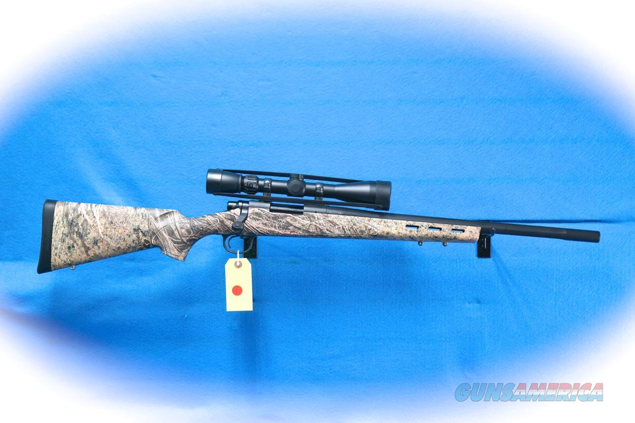Remington Model 700 Tactical Bolt Action Rifle .223 Rem Cal w/Scope **Used**  Guns > Rifles > Remington Rifles - Modern > Model 700 > Tactical