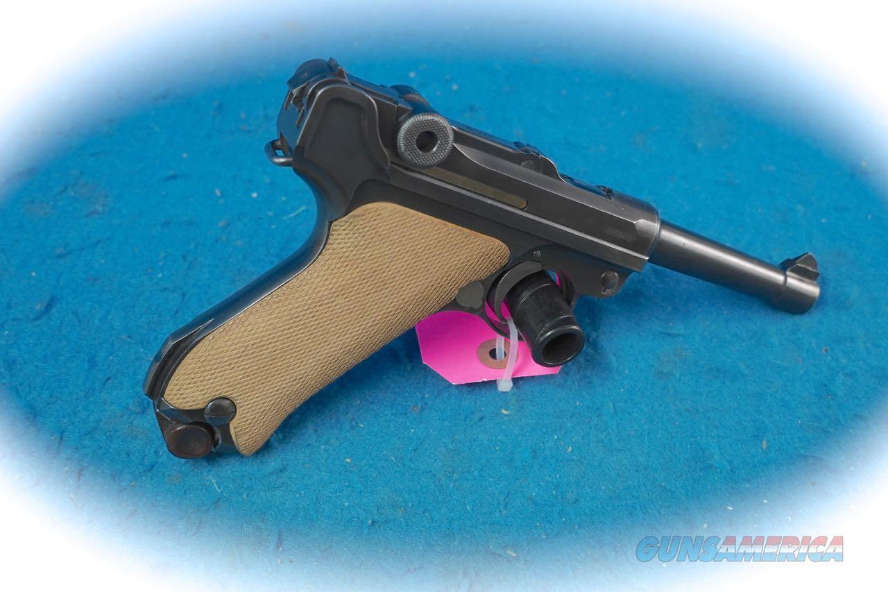 DWM Commercial Luger 30 Luger Cal **Used**  Guns > Pistols > Luger Pistols