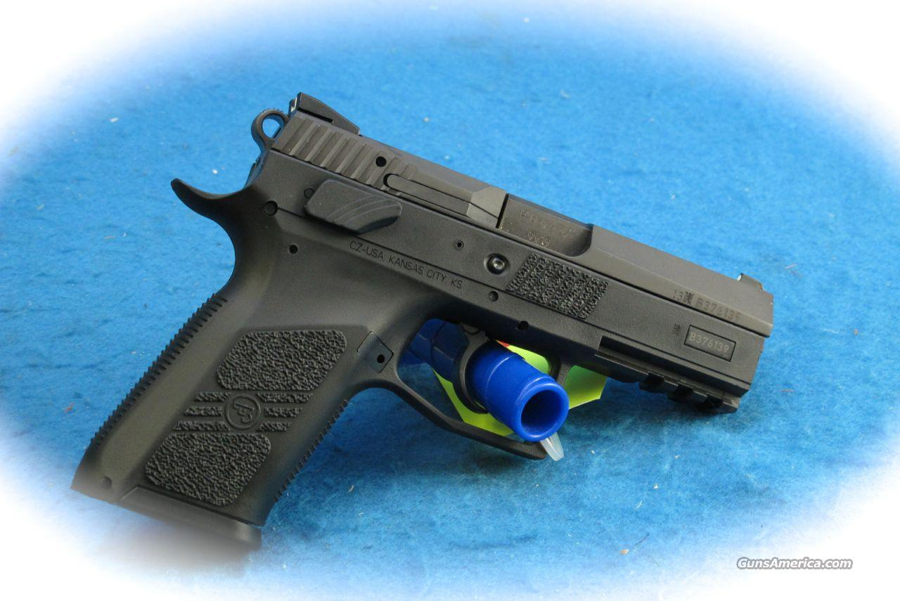 CZ 75 P07 Duty 9mm Semi Auto Pistol **Used**  Guns > Pistols > CZ Pistols
