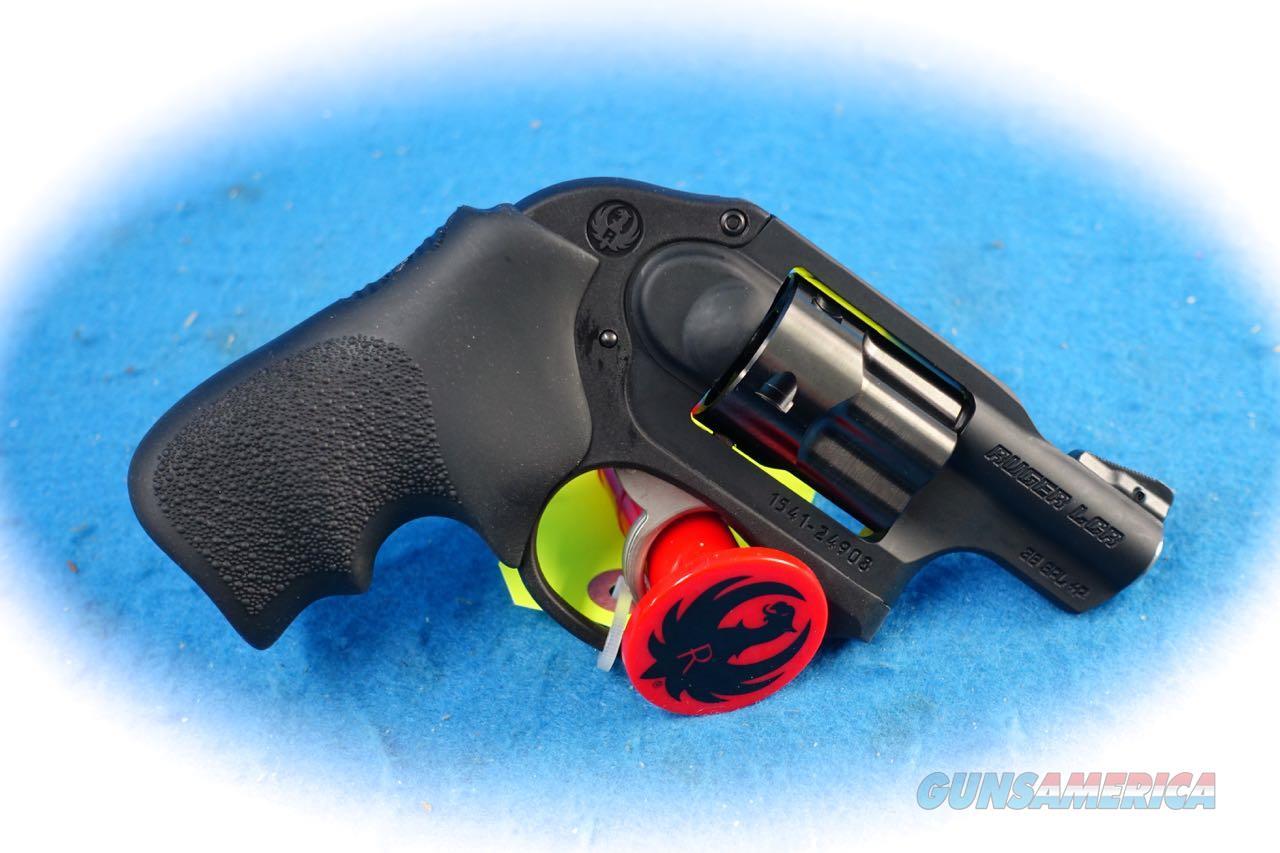 Ruger LCR .38 Special 5 Shot Revolver Model 5401 **New**  Guns > Pistols > Ruger Double Action Revolver > LCR